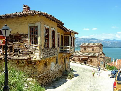 kastoria hillside
