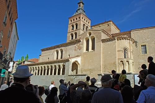 Segovia_City Tour-0643(Romaness Church)