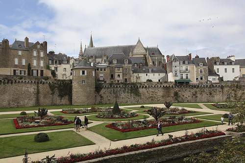 The Castle of Vannes
