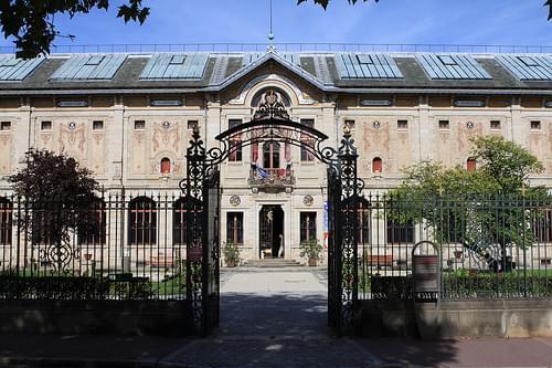 Limoges (87) - Musée National Adrien Dubouché