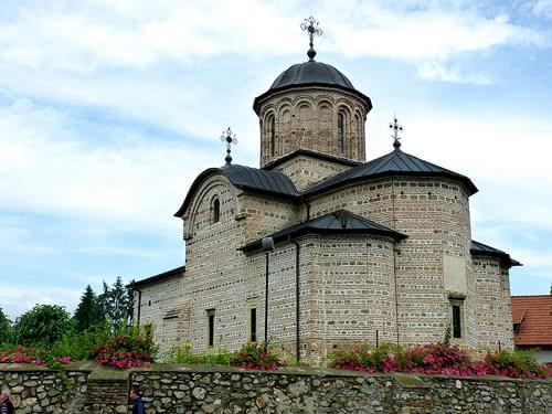 Curtea d'Arges - Biserica Domnească
