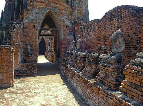 Wat Ratchaburana, Ayutthaya