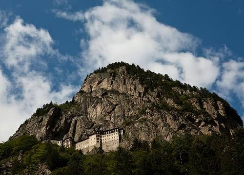 Monastère de Sumela
