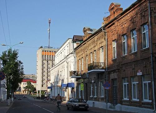 Historic Center, Pinsk