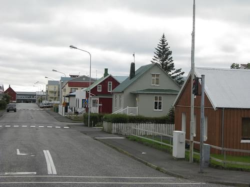 Reykjanesbaer, Ísland