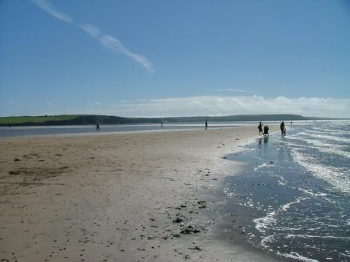 Duncannon beach, County Wexford