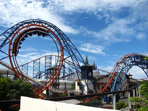 Blackpool Pleasure Beach 131