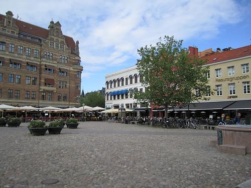 Lilla Torg, public square