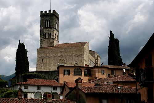 Collegiate Church of San Cristoforo, Barga