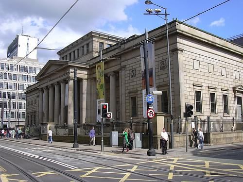 Manchester Art Gallery, Mosley Street, Manchester
