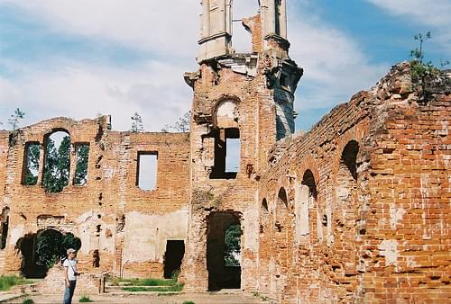 Korets Castle Ruins