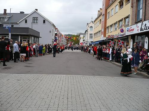 Historic Center, Sandefjord