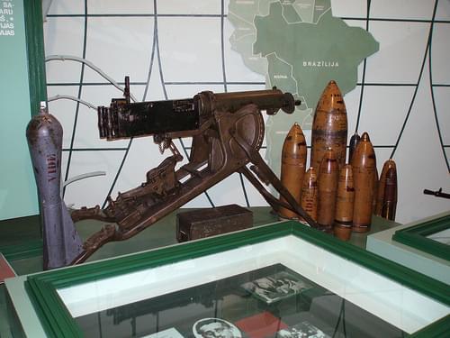 Riga Latvia 175 war museum