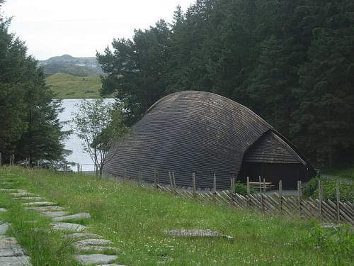Norwegian History Center and Viking Farm, Avaldsnes