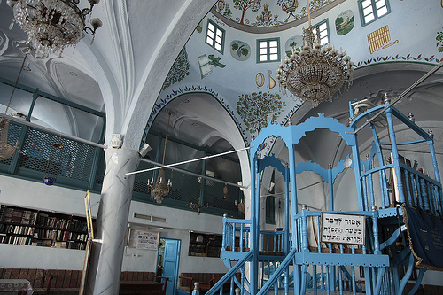 Synagogue à Safed