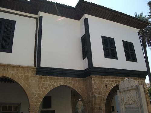 House of Hadjigeorgakis Kornesios