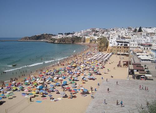Playa de la Albufeira