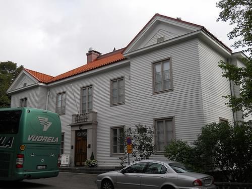 430  Helsinki (6) Mannerheim museum house
