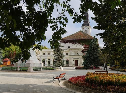 Kecskemét - Hungary