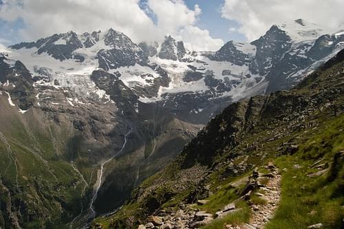 La bella Valnontey (Valnontey, Parco Nazionale del Gran Paradiso, Valle d'Aosta - Vallée d'Aoste)