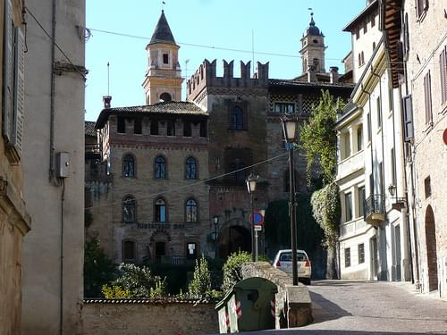 Historic Center, Castell'Arquato