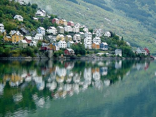 Odda's reflection