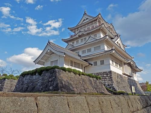 Chiba-castle