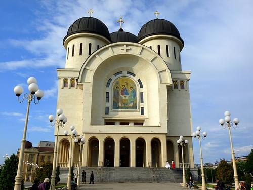 Holy Trinity Cathedral, Arad