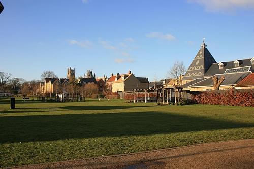 Ely, Cambridgeshire January 2010