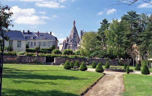 Fontevraud l'Abbaye