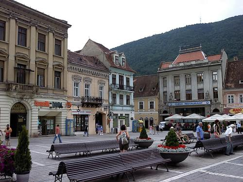 Historic Center, Brasov