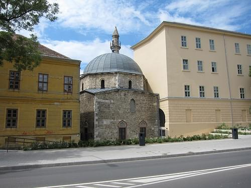 Nog een moskee