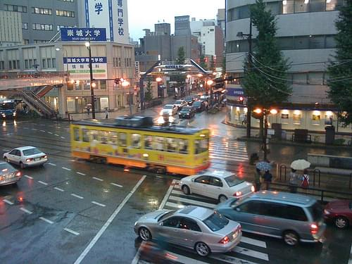 Street of Kumamoto