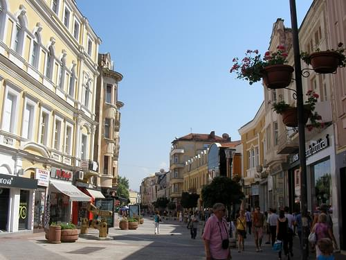 Historic Center, Plovdiv