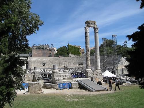 Arles Théâtre Antique