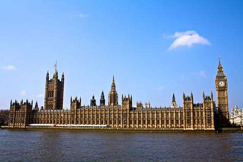 Palace of Westminster & Big Ben