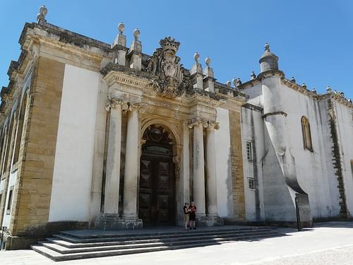 The Joanina Library, Coimbra