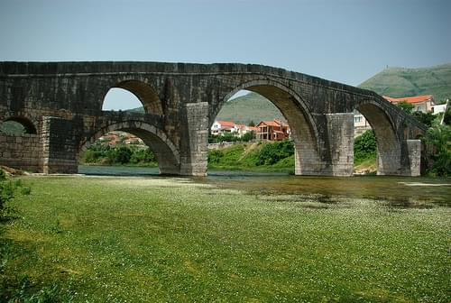 Bridge in Trebinje