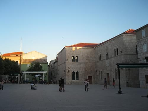 Historic Center, Pag