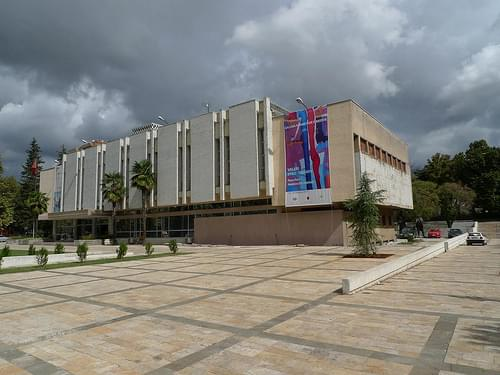 Albanian national gallery Tirana