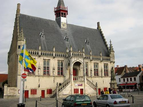 Damme town hall, Damme