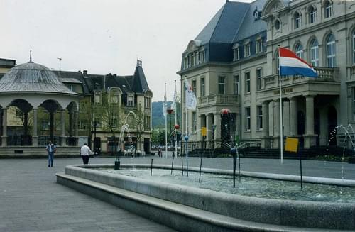 Dudelange, Luxembourg, May 1995