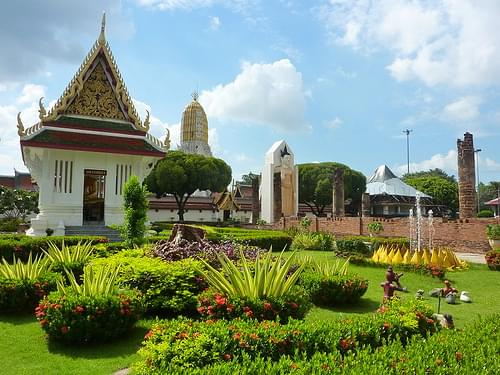 Wat Phra Si Rattana Mahathat, Phitsanulok, Thailand
