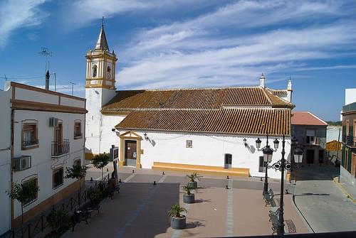 Church of the Conception, Huelva