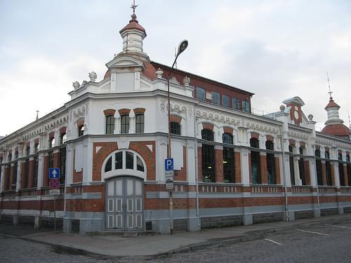Market, Liepāja