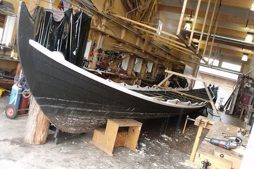 Viking Ship Museum  (Roskilde, Denmark)