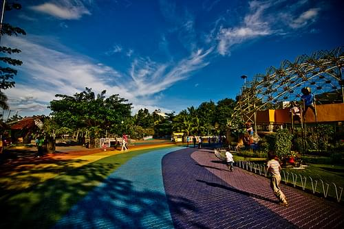 People's Park, Davao