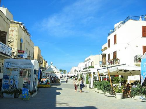 Historic Center, San Vito Lo Capo