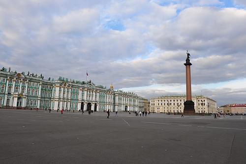 Palace Square St. Petersburg
