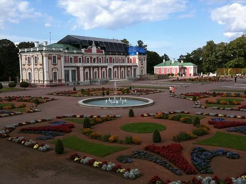 Kadriorg Palace and Art Museum, Tallinn